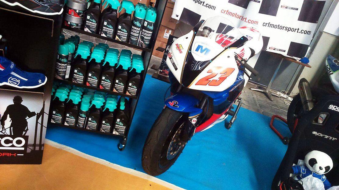 Mantenimiento de motos en Vigo