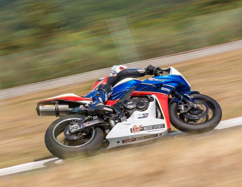 Preparación de motos de competición en Vigo