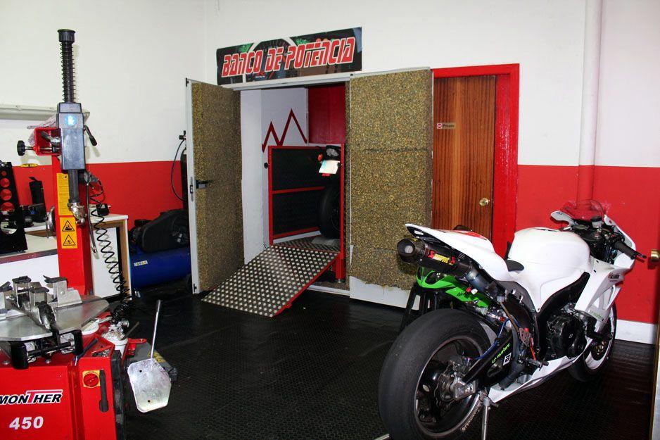 Buenos mecánicos de motos en Vigo