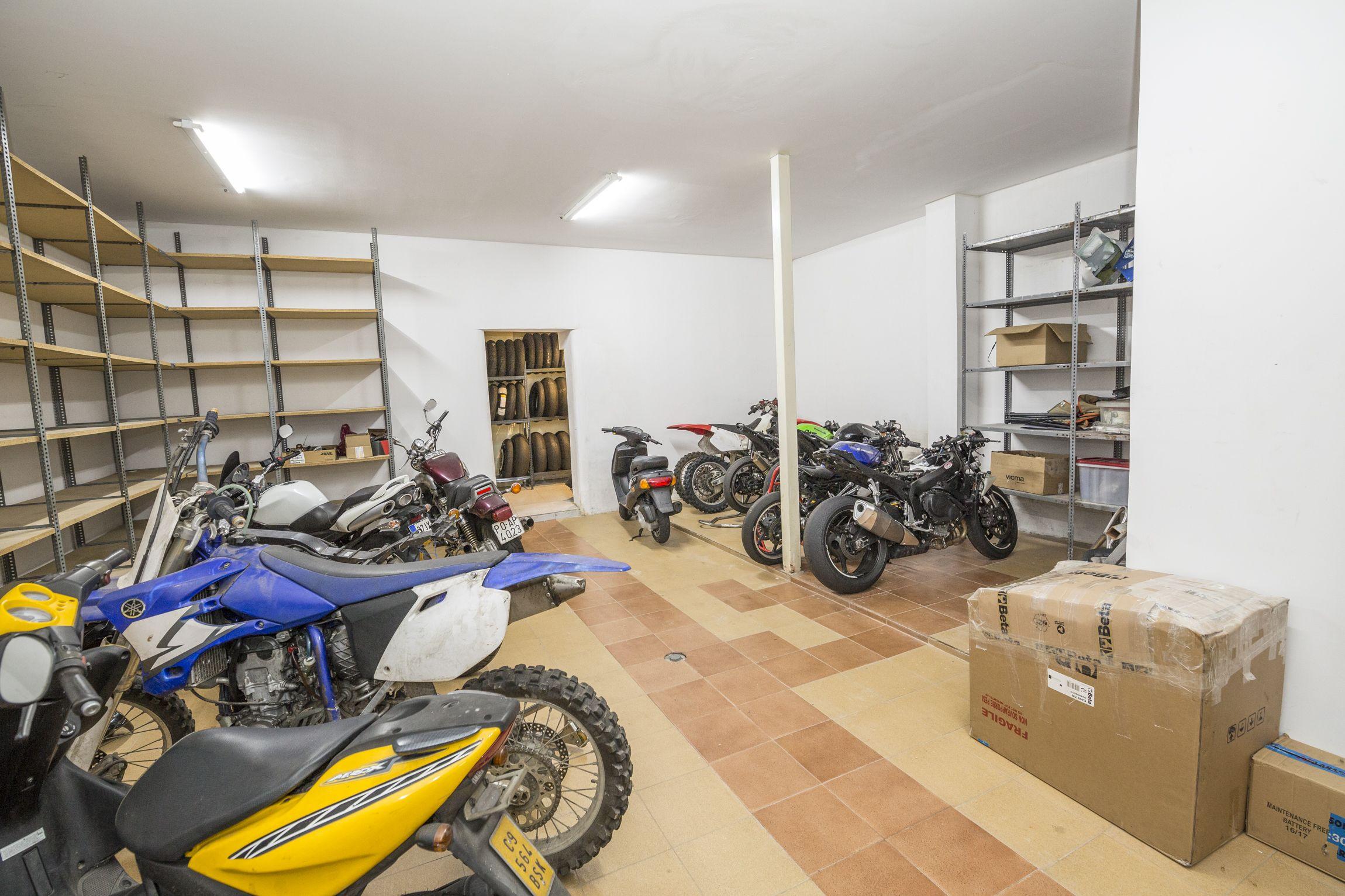 Preparación de motos en Vigo