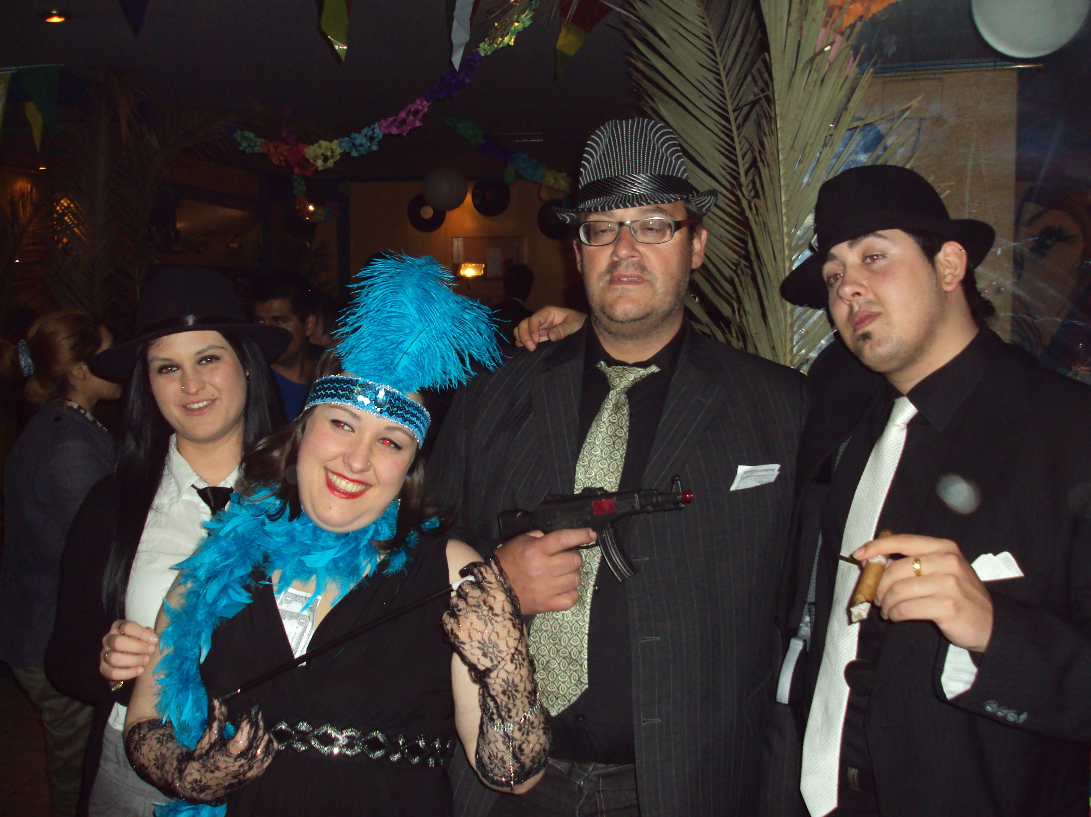 Karaoke y fiestas temáticas en Santander