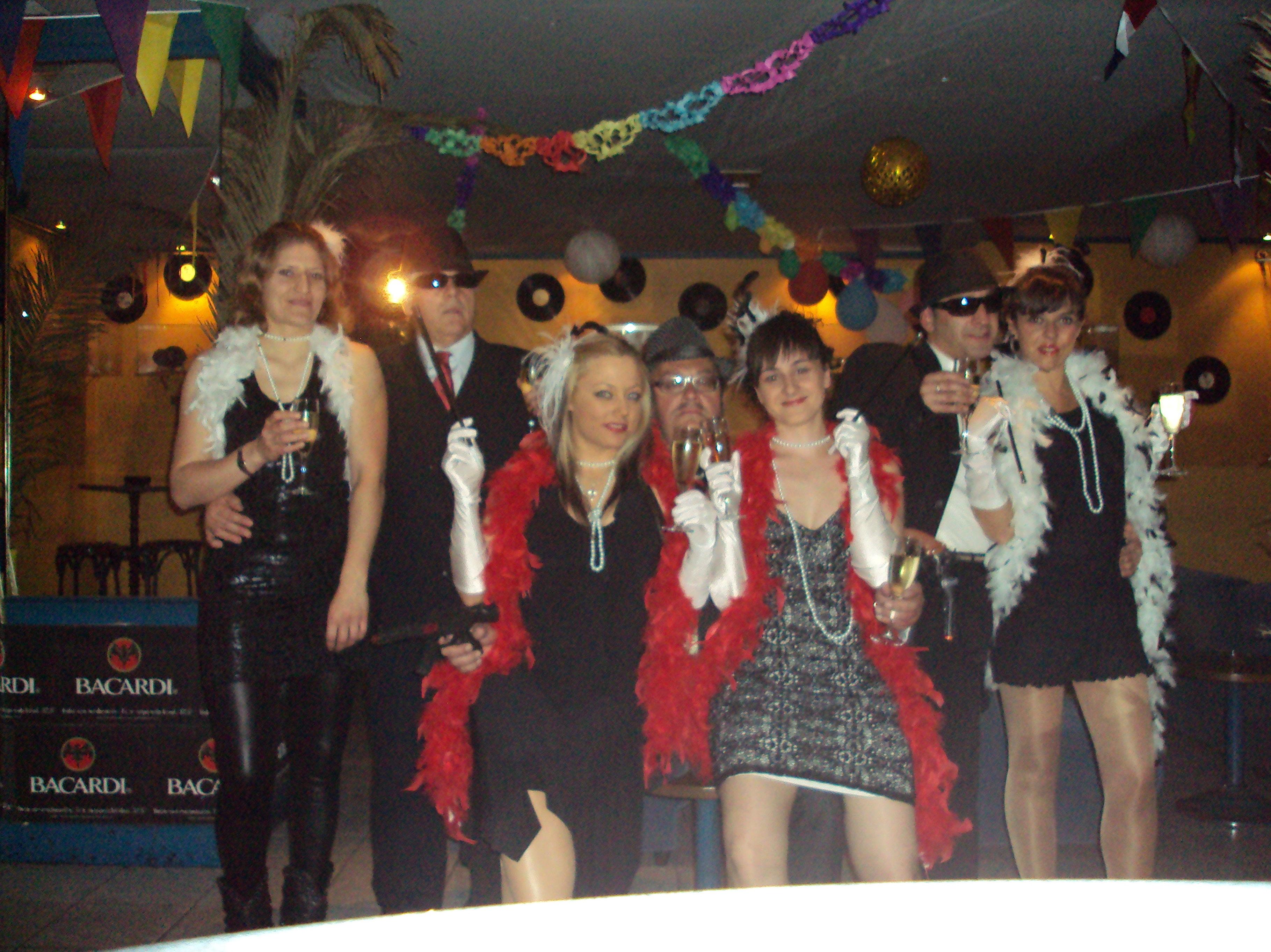 fiestas tematicas