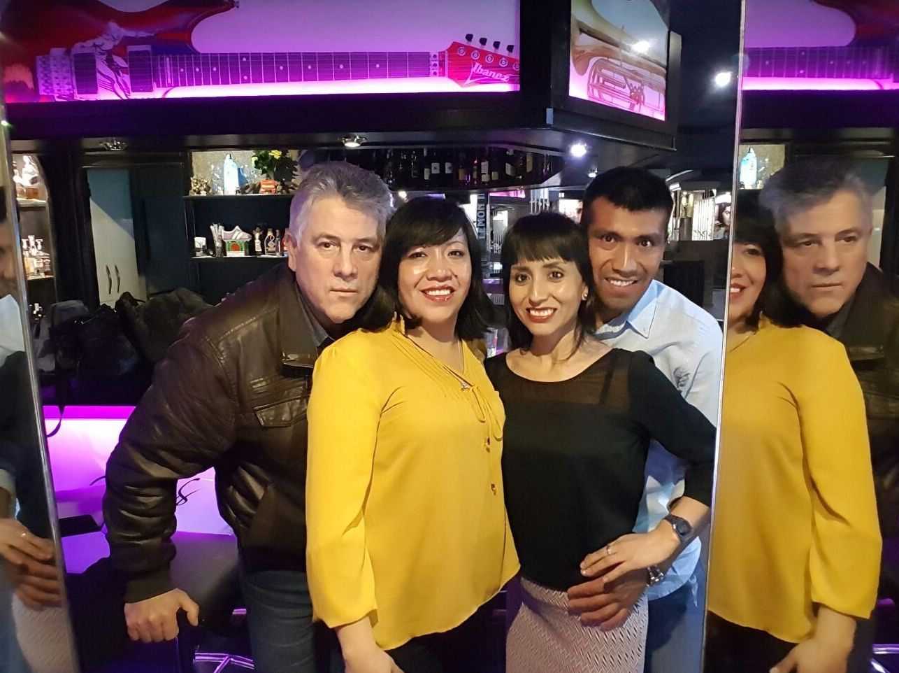 Sala de fiesta en Santander