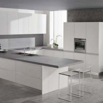 Cocina modelo Deluxe BCO