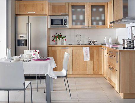 Cocina de madera T32