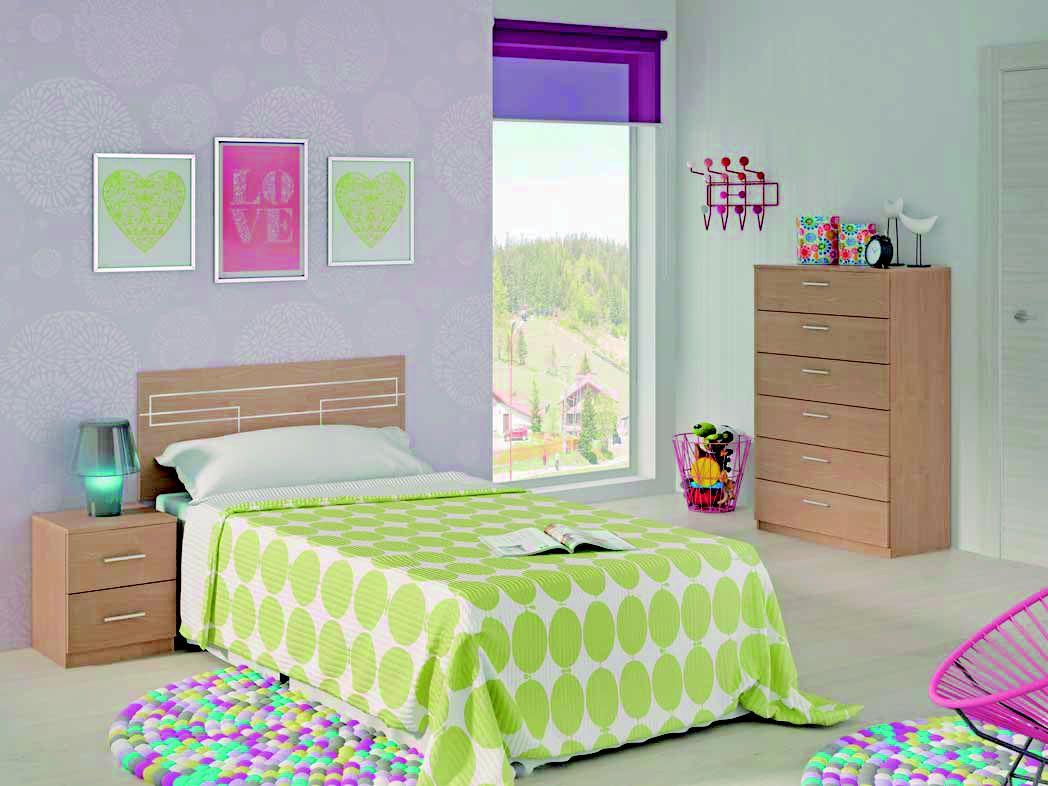 Dormitorio modelo Venecia