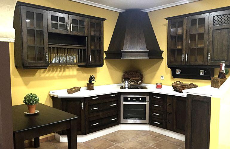 Cocina de madera 41