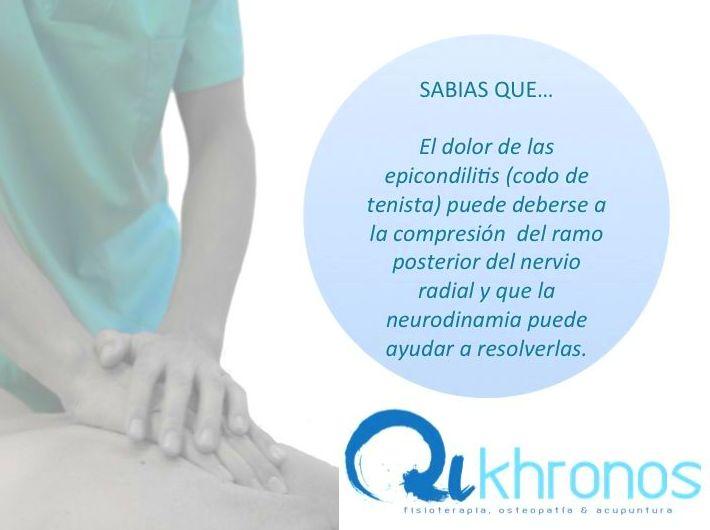 Foto 7 de Fisioterapia  en Madrid | Qikhronos - Fisioterapia, Osteopatía y Acupuntura