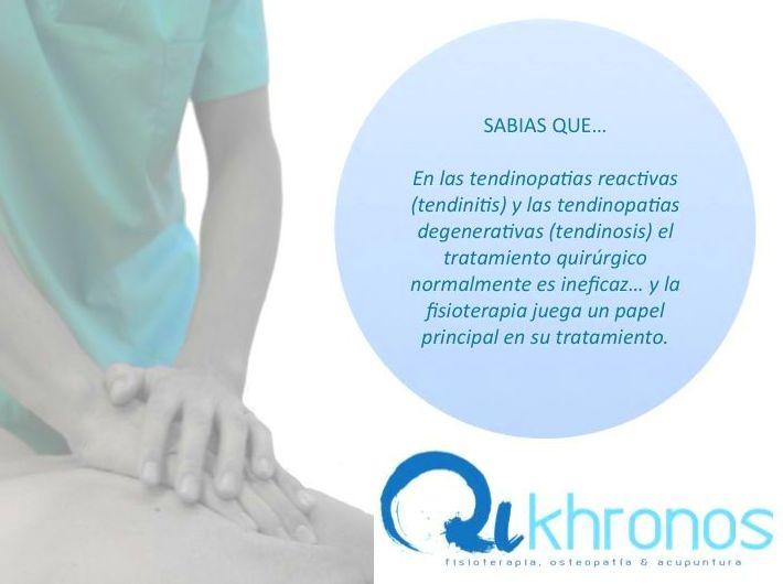 Foto 5 de Fisioterapia  en Madrid | Qikhronos - Fisioterapia, Osteopatía y Acupuntura
