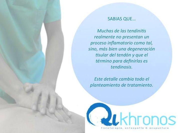 Foto 6 de Fisioterapia  en Madrid | Qikhronos - Fisioterapia, Osteopatía y Acupuntura