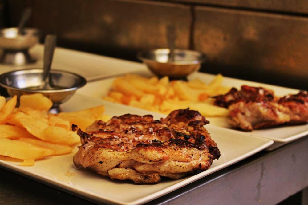 Restaurante de carnes a la brasa en Fuengirola