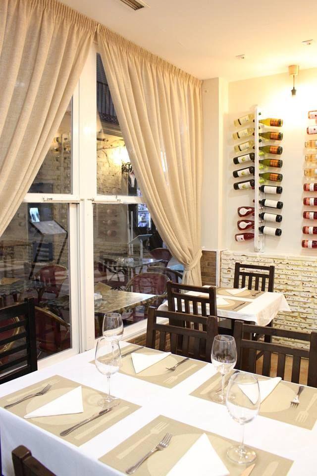 Restaurante de menú diario en el centro de Fuengirola