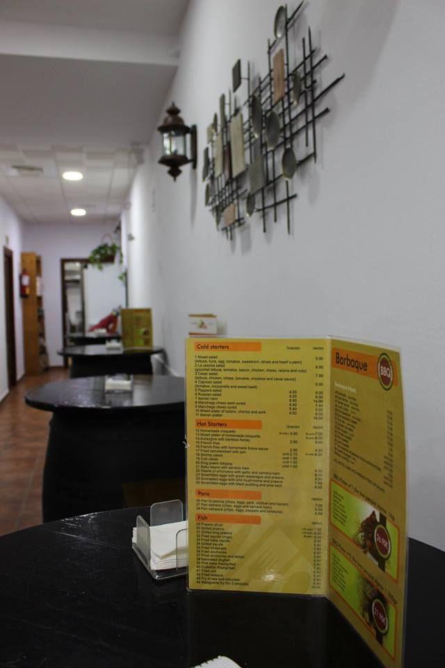 Restaurante especialziado en carnes a la brasa  y mucho más en Fuengirola