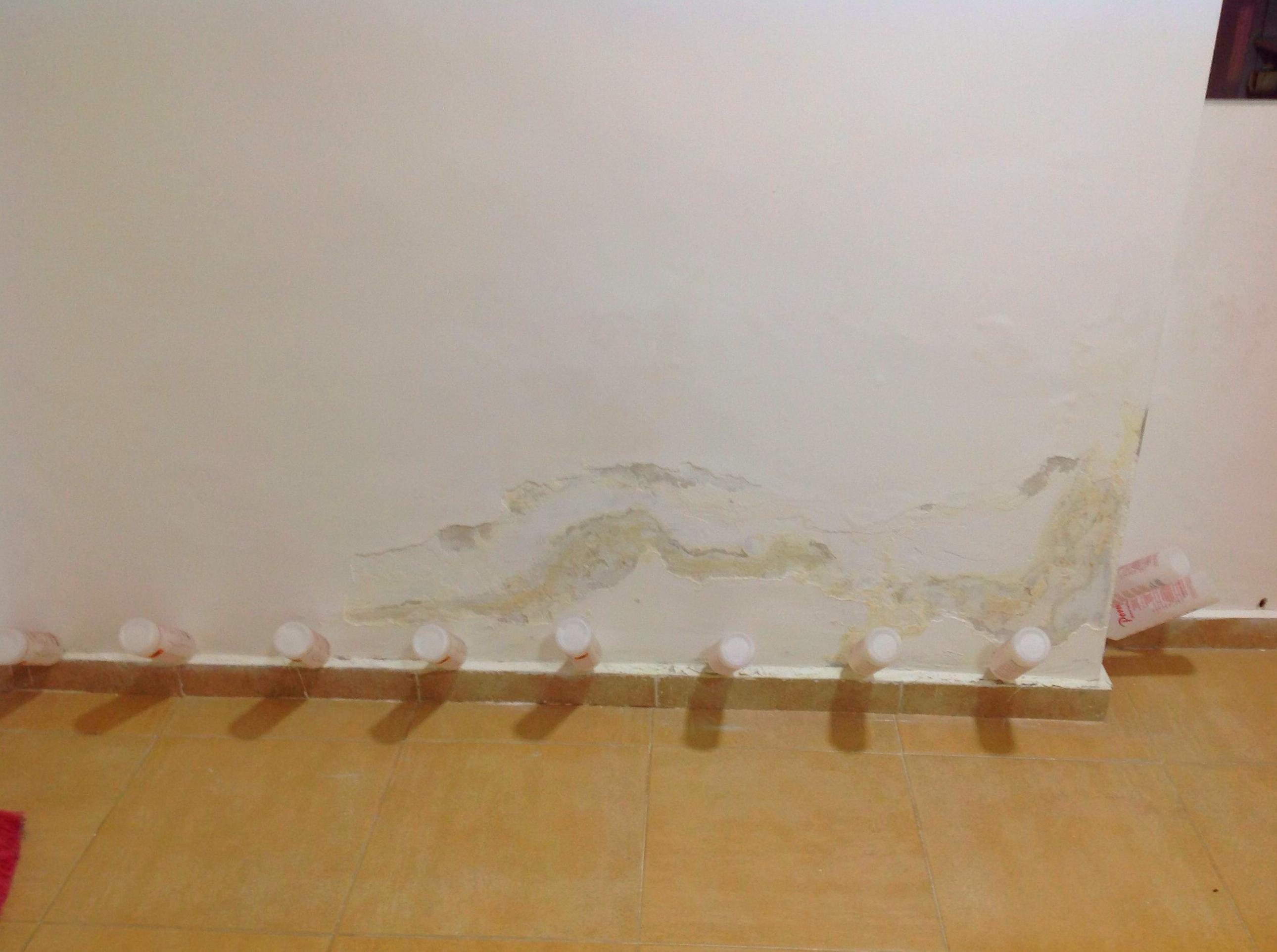 Empresa especializada en eliminación de humedades en paredes