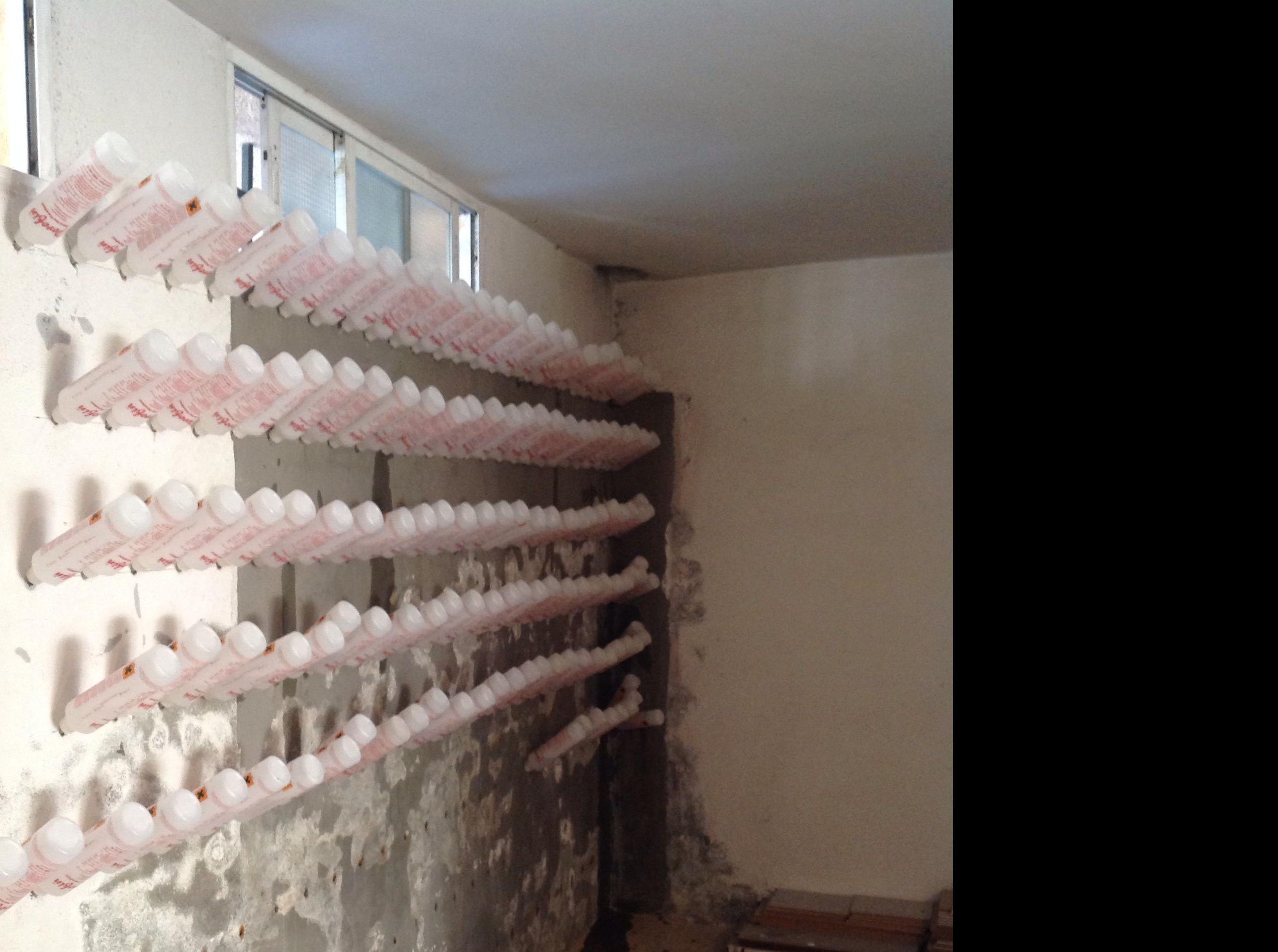 Eliminacion de humedades paredes
