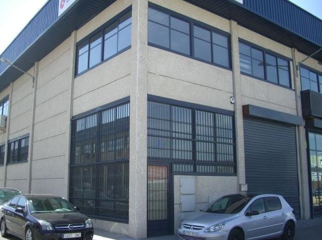 Alquiler de naves, oficinas y locales: Inmuebles de Alvisa