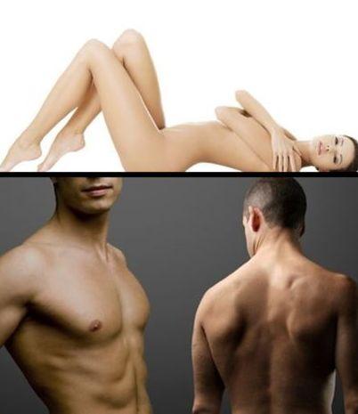 La cera tibia hará que tu cuerpo luzca bien depilado