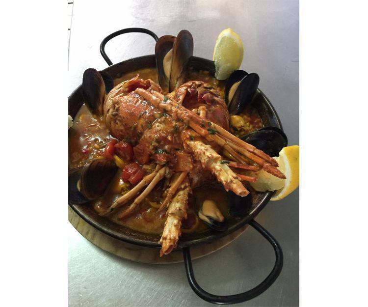 Restaurante especializado en pescados en Tenerife