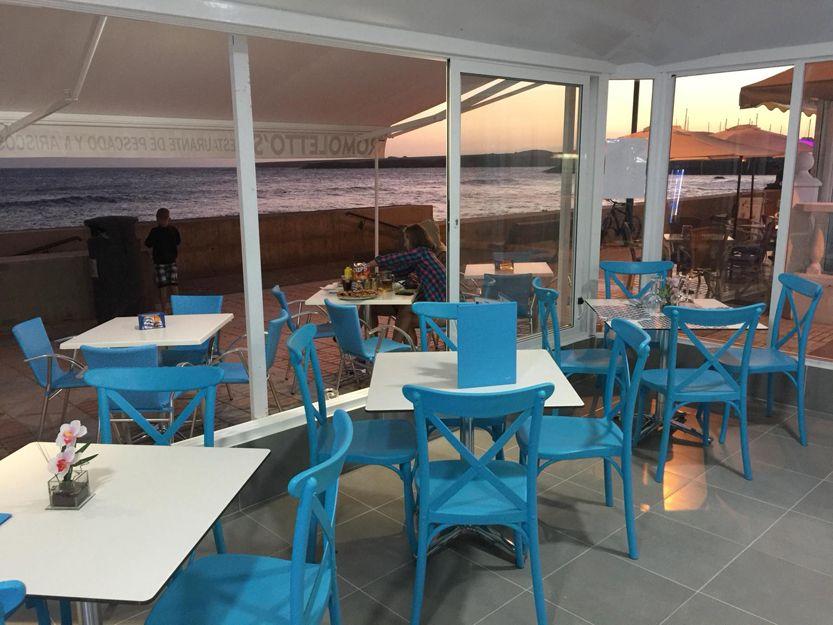 Restaurante marisquería en Tenerife