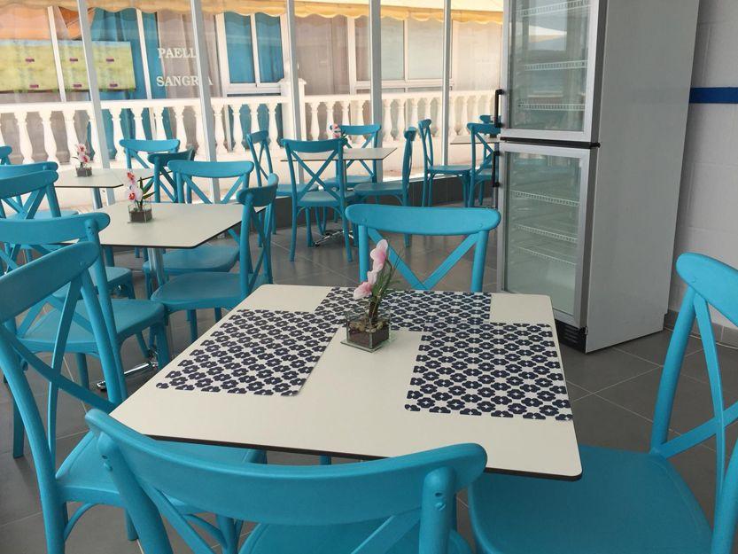 Sea food and fish restaurant in Arona