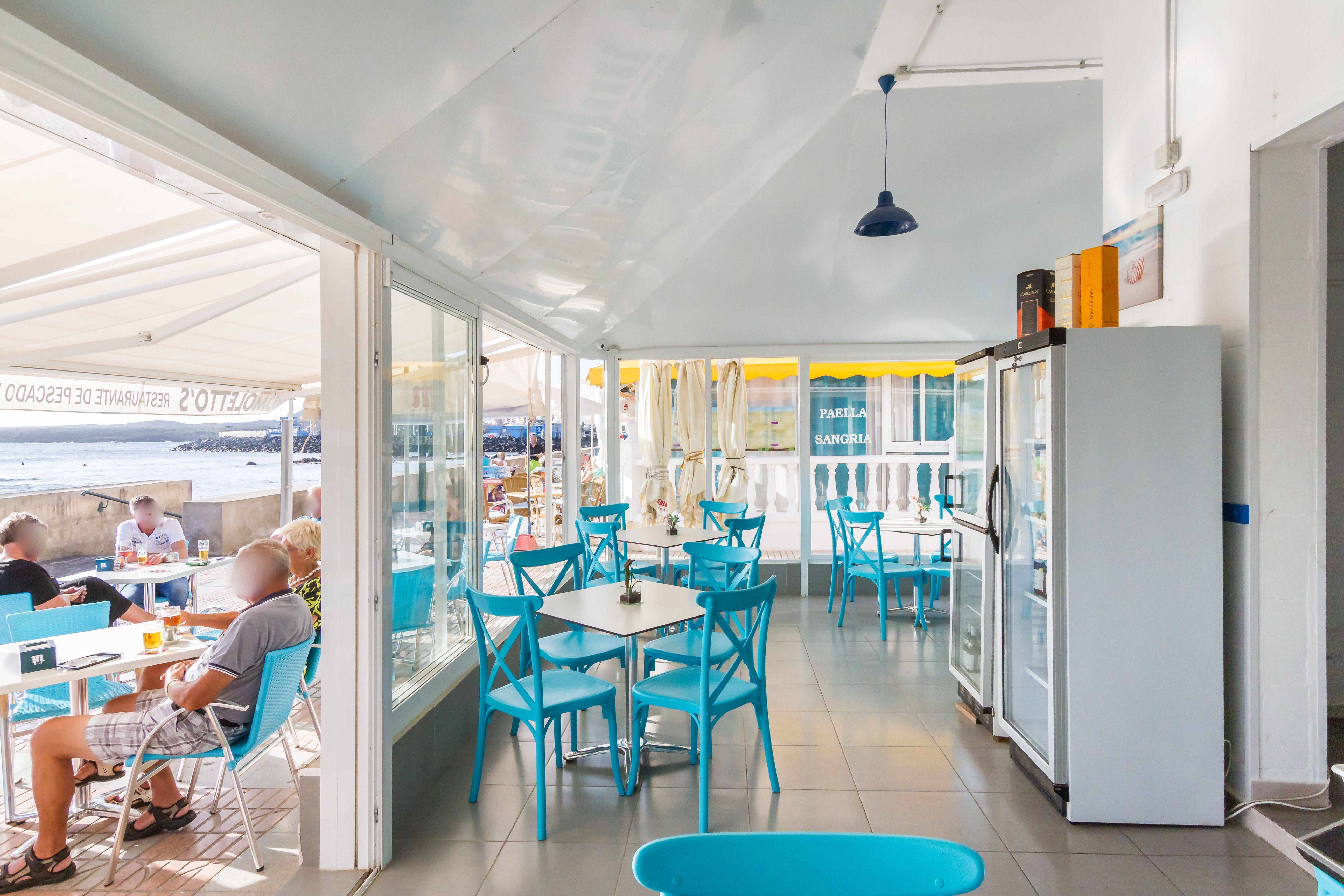 Foto 5 de Sea food restaurants en Arona | Romoletto's Restaurant