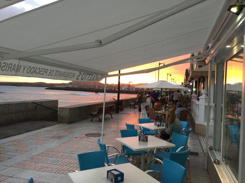 Restaurant in Arona