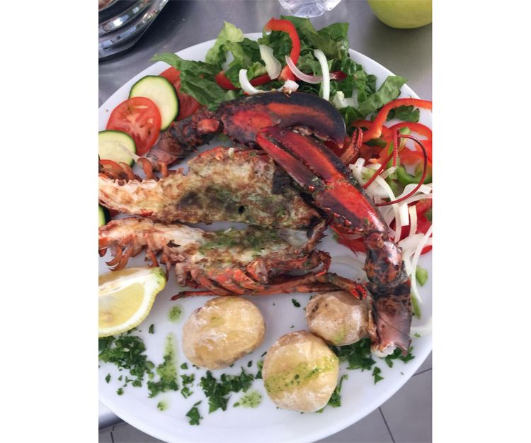 Restaurant specialising in sea food and fish in Tenerife
