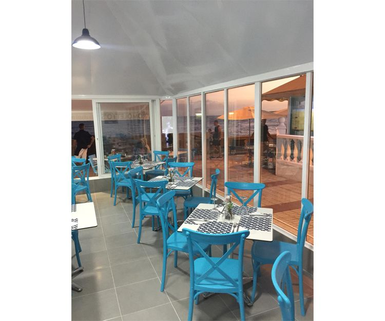 Sea food restaurant - bar in Tenerife