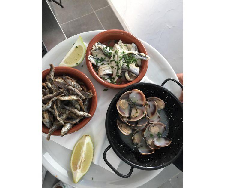 Restaurante marisquería en Arona