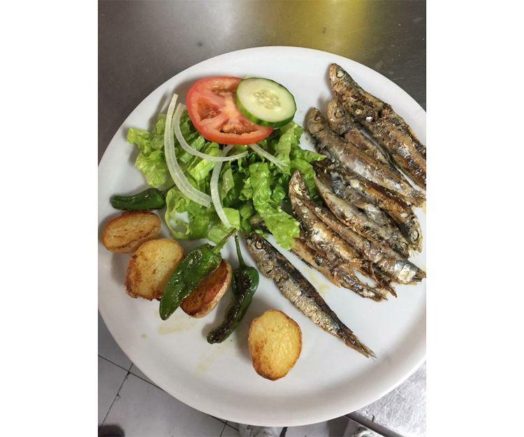 Sea food and fish restaurant in Tenerife