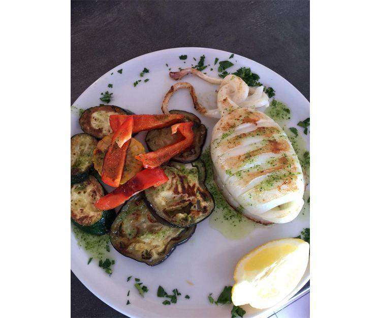 Restaurante especializado en mariscos en Tenerife