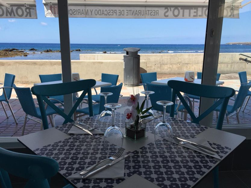 Restaurante en Tenerife