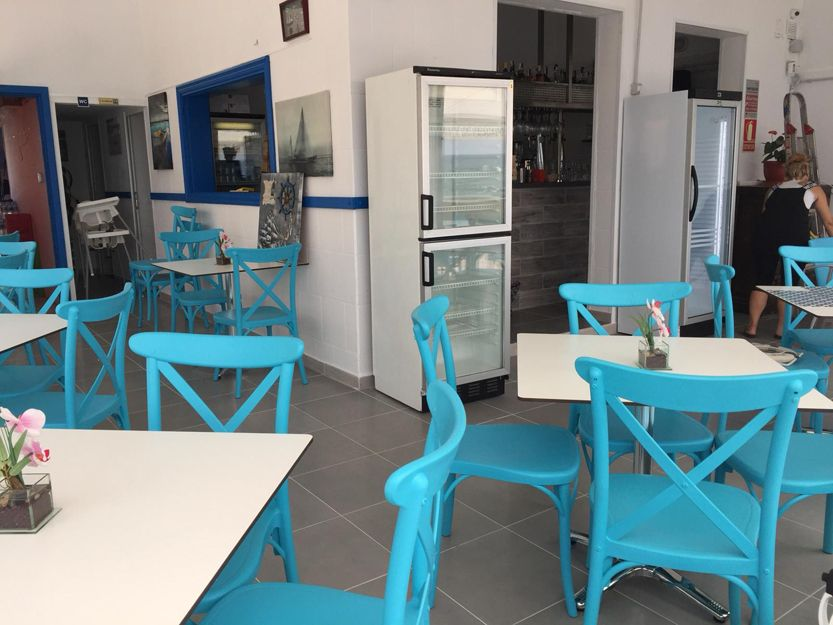 Restaurant specialising in fish and sea food in Tenerife
