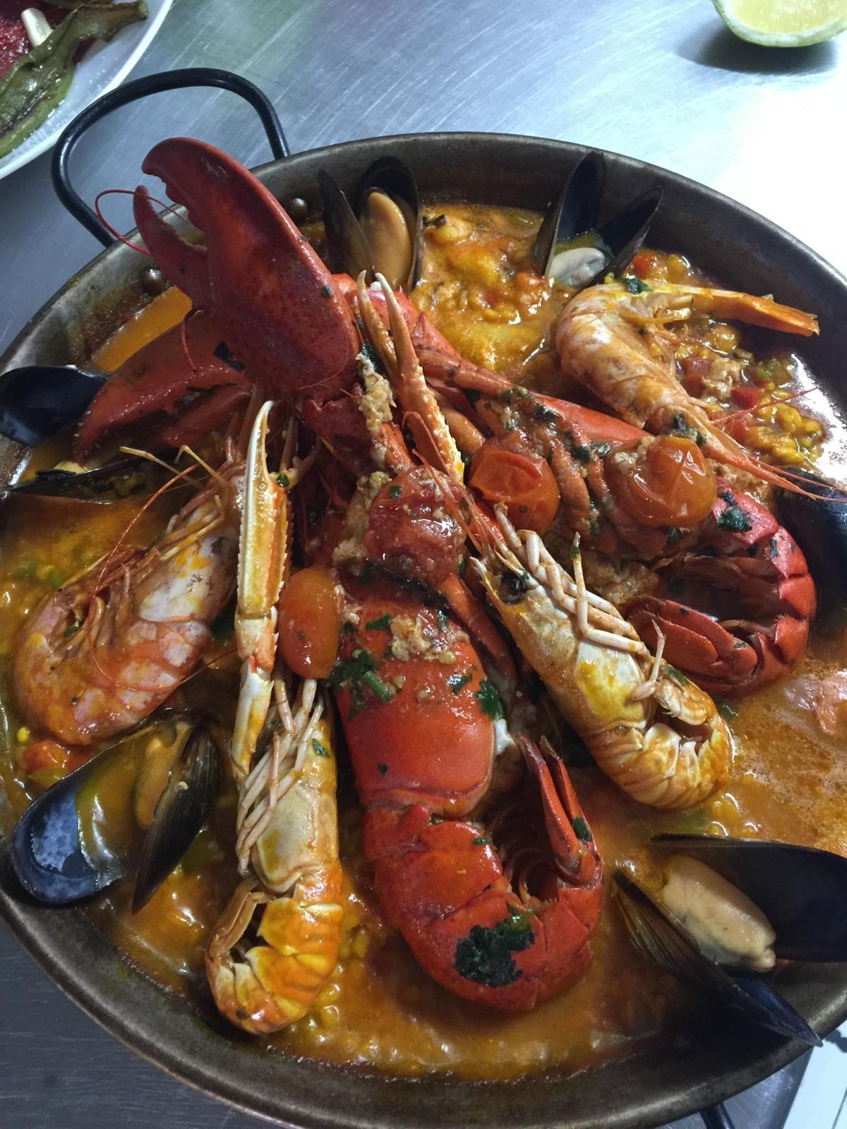 Specialities: Restaurant de Romoletto's Restaurant