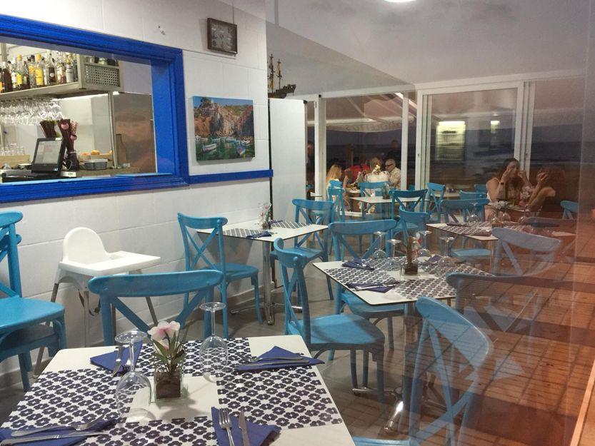 Restaurant specialising in fish in Arona