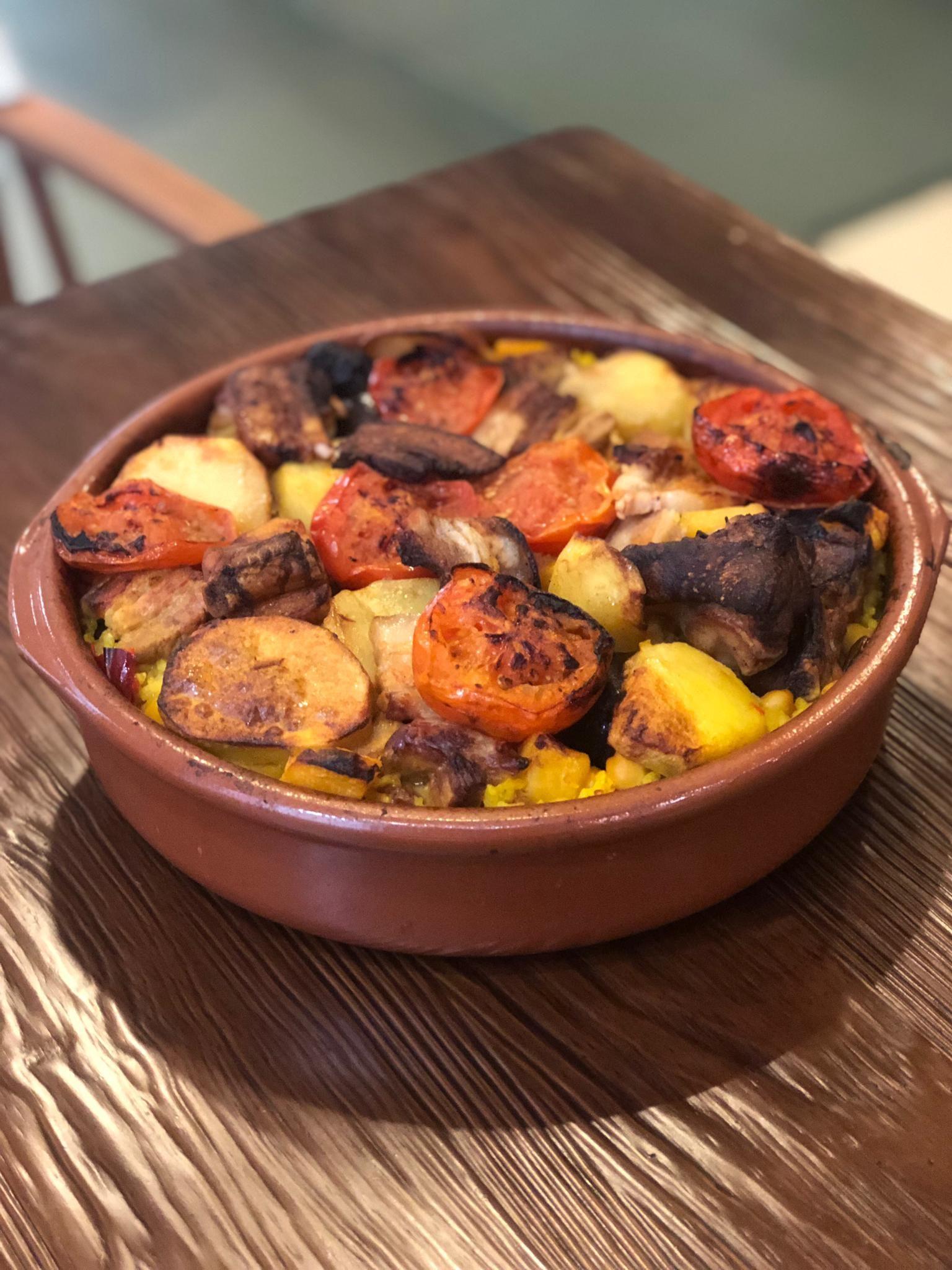 Guisos y otros platos de cuchara