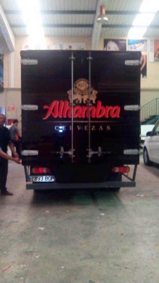 Rotulación de vehículos en Málaga