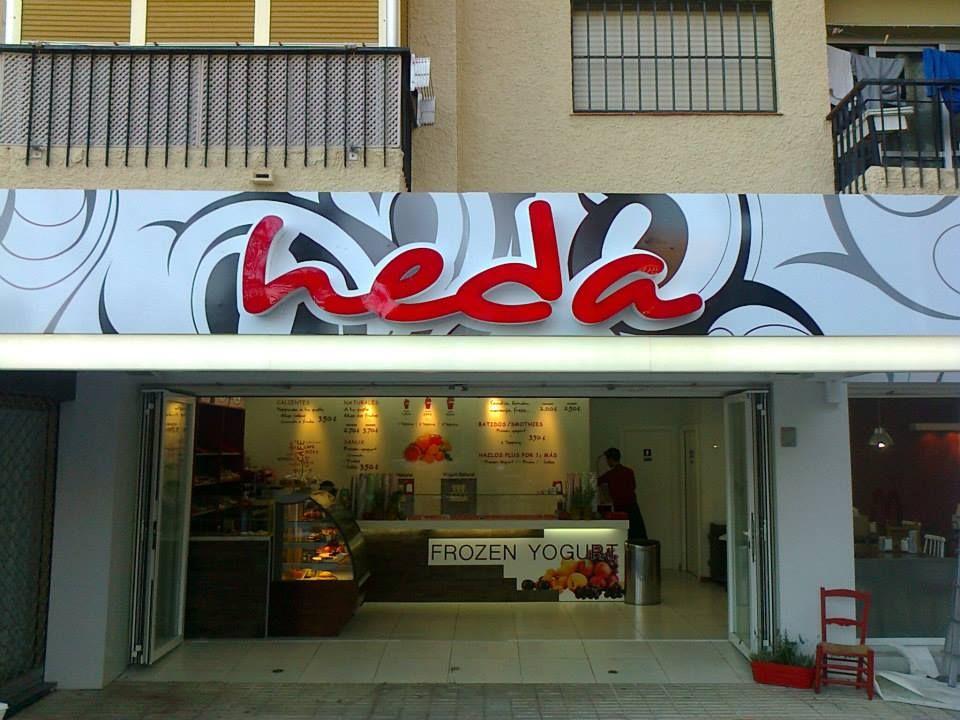 Rotulación de locales comercialesen Málaga