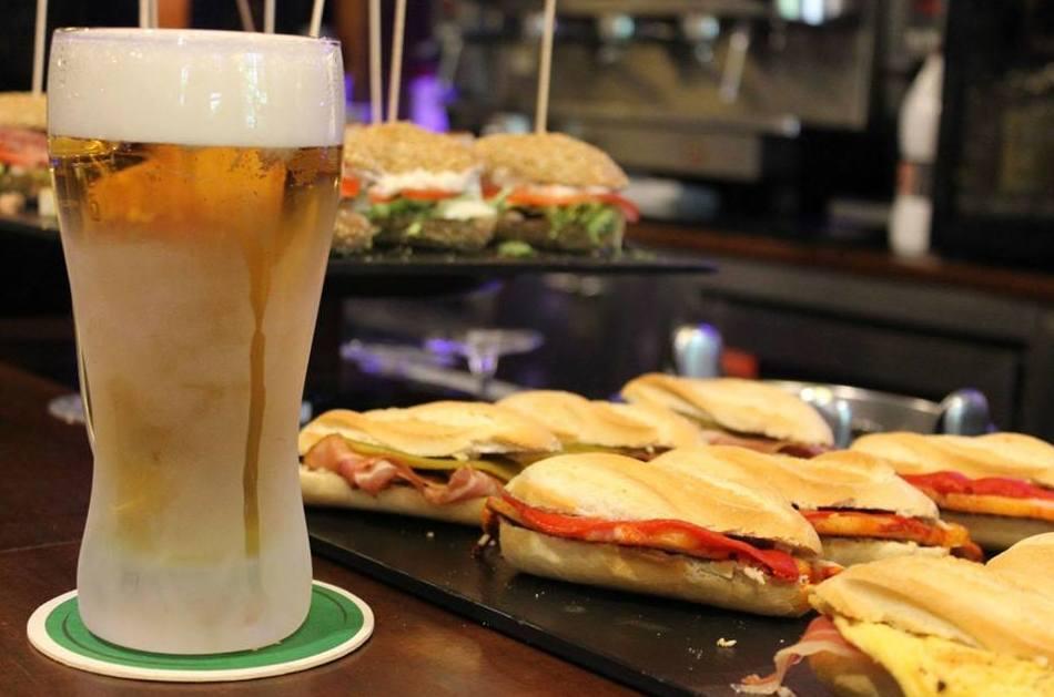 Cervezas: Carta de Cerveceria Duit