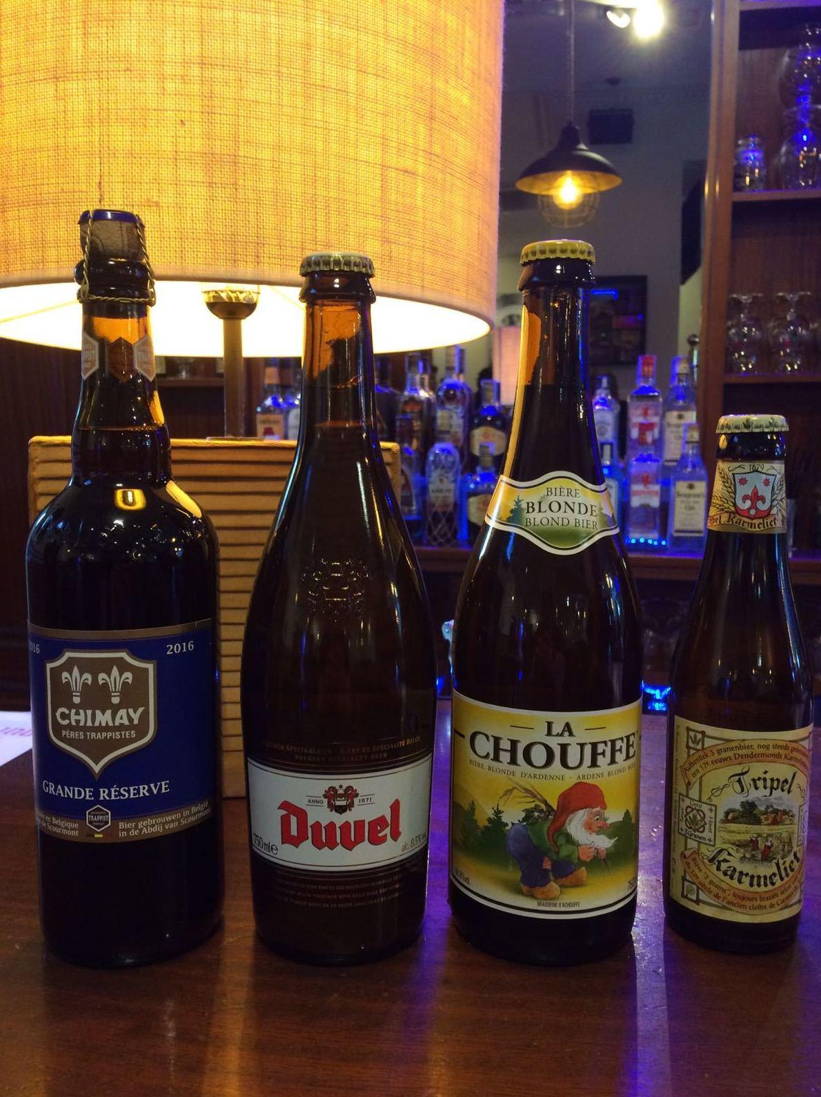 Cervezas nuevas