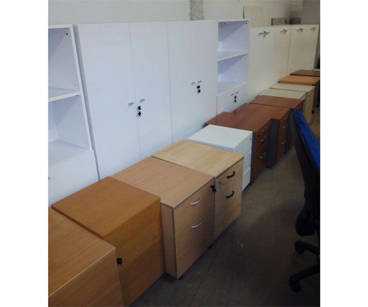 Mobiliario de oficina en Alicante