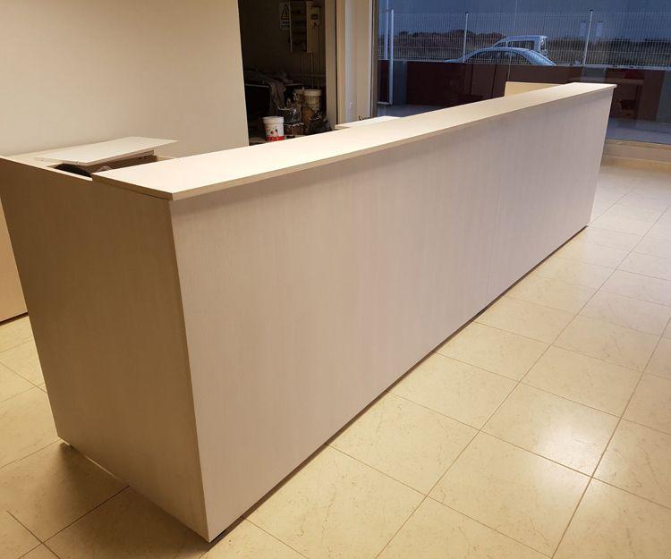 Especialistas en mobiliario de oficina en Valencia