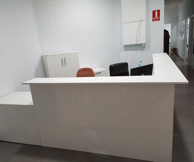 Muebles de oficina a medida en Valencia