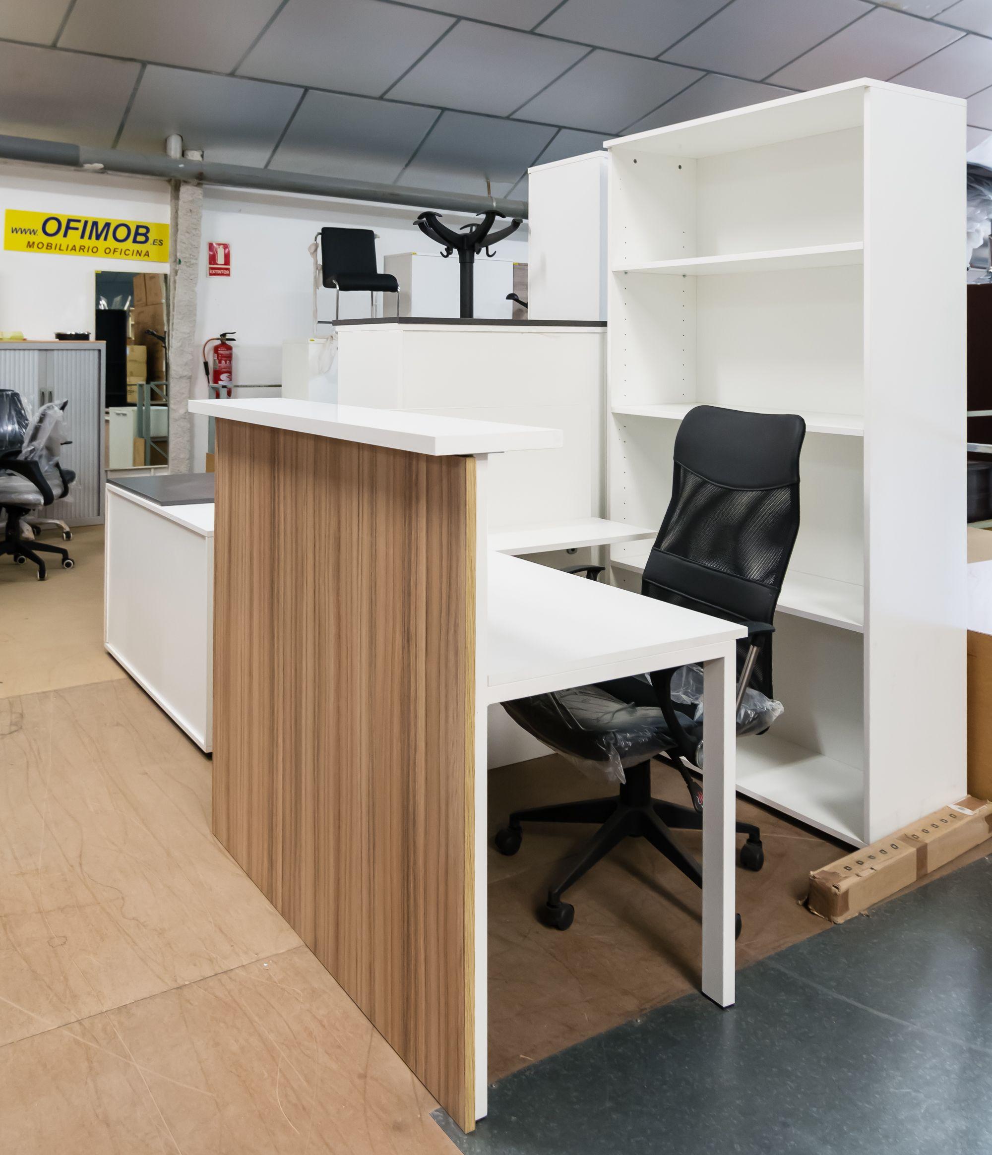 En nuestra exposición podrás encontrar todo tipo de mesas de dirección, multifunción...