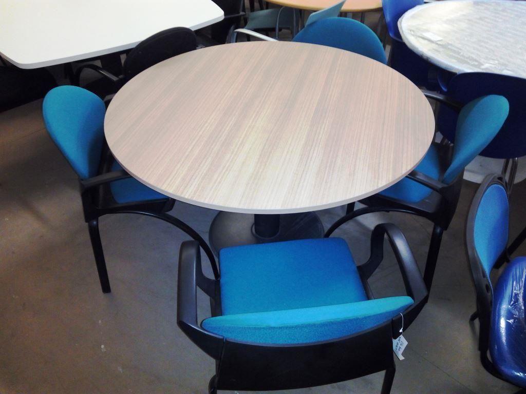 Mesas redondas: Productos de Ofimob