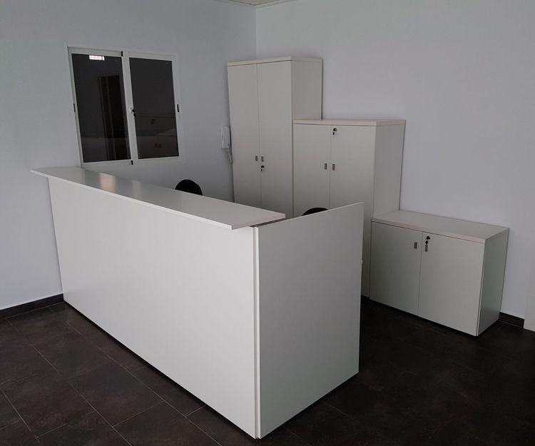 Especialistas en muebles de oficina en Valencia