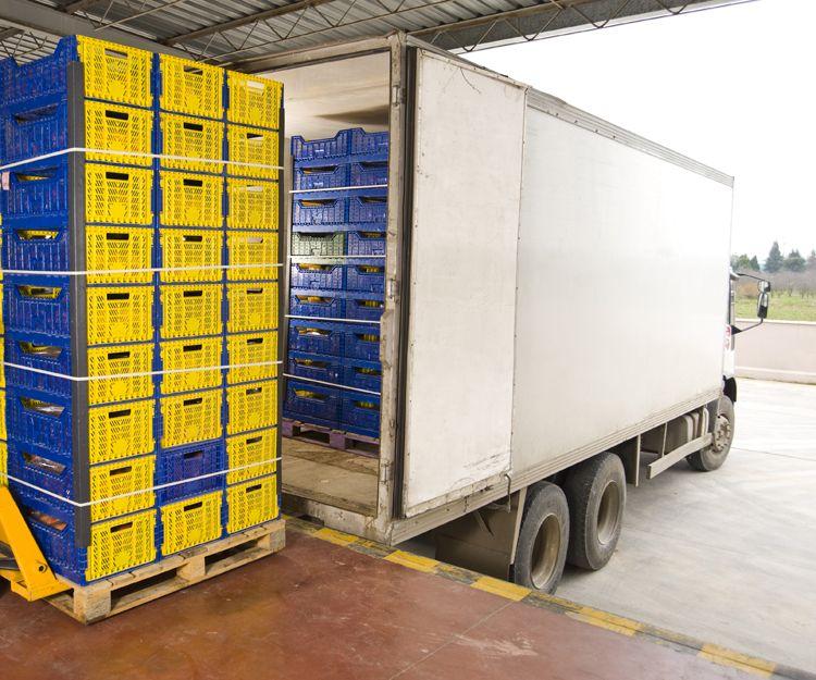 Empresa de transporte de mercancías en Badajoz
