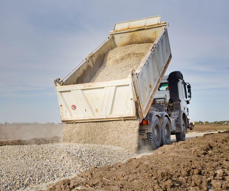 Venta y distribución de materiales de construcción en Badajoz