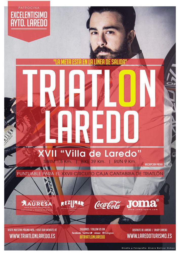 TRIATLÓN LAREDO - XVII Villa de Laredo - 20 Junio - 2015