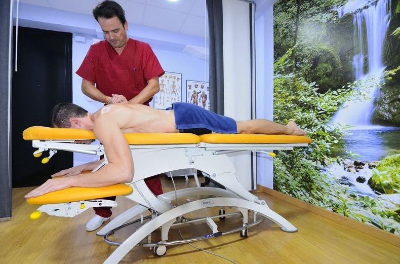 Foto 19 de Osteopatía en Bilbao | Centro de Recuperación Física Lotería 2 Casco Viejo